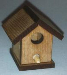 Bird box Kit Western Red Cedar