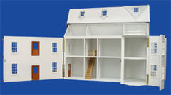 The Grange Dollhouse Kit