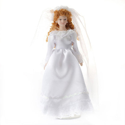 Porcelain Beautiful Bride