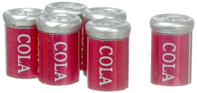 6 Cans Of Cola