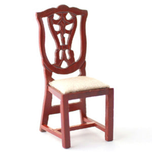 Mahogany Chair