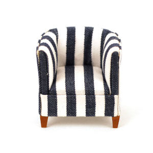 Stripe Tub Chair