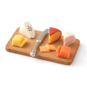 Deluxe Cheese Board