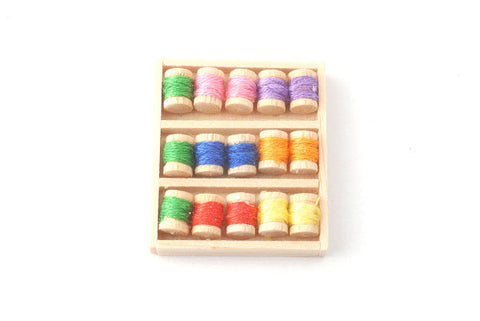 Square Box Of Cottons