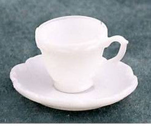 Cup and Saucer set of 4