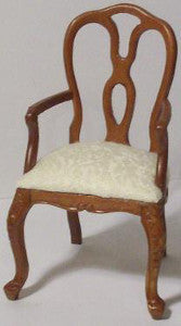 Fine Dining Chair With Arms
