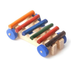 Pull Along Xylophone Toy