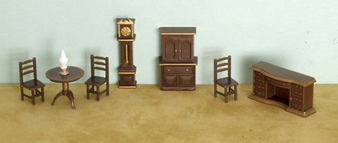 1.48 Dining Room Set 8pcs