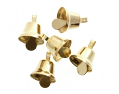 6 Gold Liberty Bells
