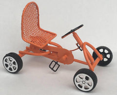 Orange Go-Cart
