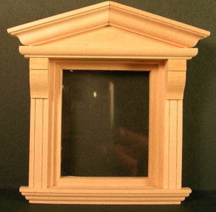 Victorian Single Lite Window