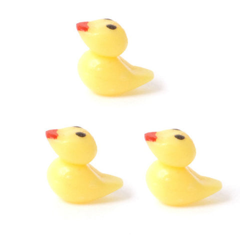 3 Rubber Duckies