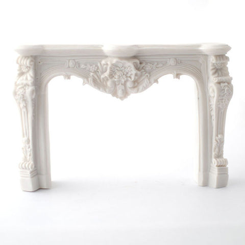 Beautifully Carved Fire Surround