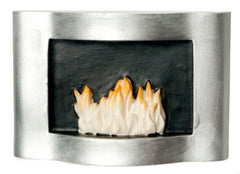 Modern Resin Fireplace