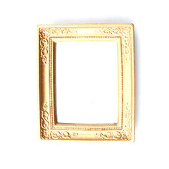 Mirror In A Gold Frame