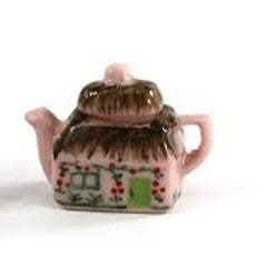 Cottage Teapot