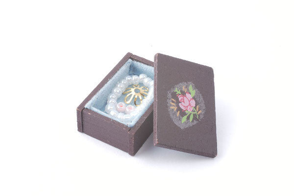 Filled Jewellery Box