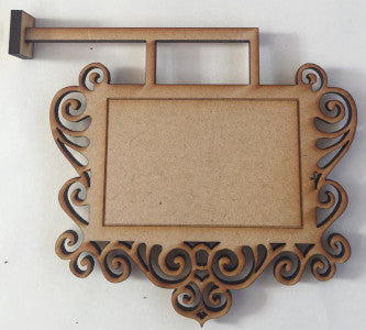 Shop Sign Kit - Square