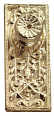 Ornate Door Knobs Pr