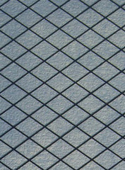 Diamond 'Leaded' Glazing Sheet