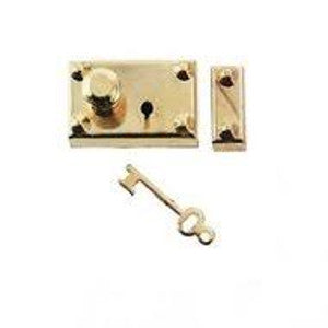 Brass Lock And Key