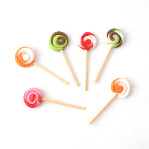 6 Lollipops