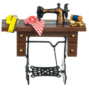 Sewing Machine with Accessories