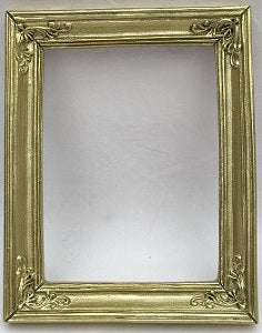Resin Frame Gold