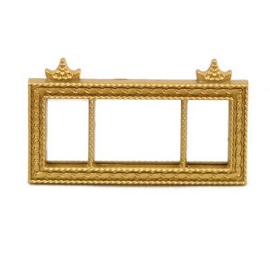 Large Gilt Framed Mirror