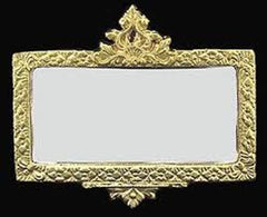 Rectangle Mirror In Gold Gilt Frame