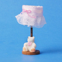 Children's Bedside Lamp With Bear