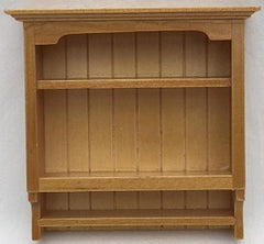 Oak Wall Shelf