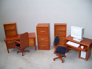 8 Piece Office Set