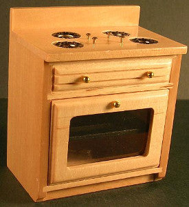 Oak Kitchen Cooker