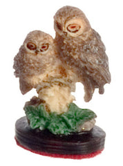 A Pair Of Owls