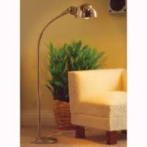 Directional Half Domed Floor Lamp