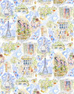 April In Paris Wallpaper