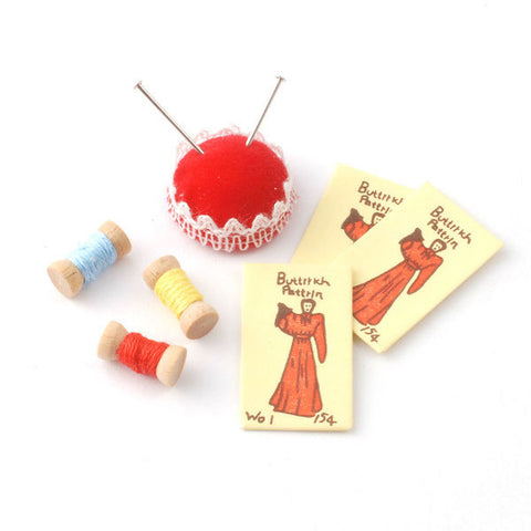 Pin Cushion Set
