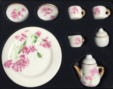 Tea For 2 With Round Tray