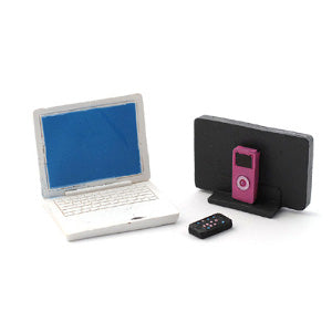 Laptop, MP3 & Mobile Phone