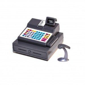 Cash Register & Scanner