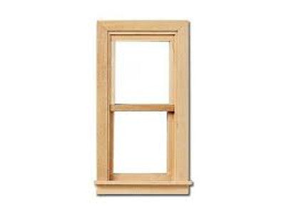 Working Sash Window