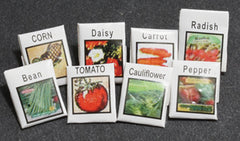 Seed Packets 8pk