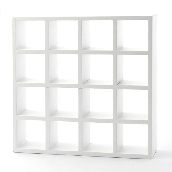 White Display Unit