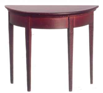 Wall Table Mahogany
