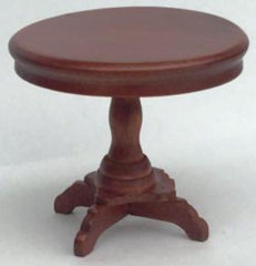 Small Occasional Table Brown