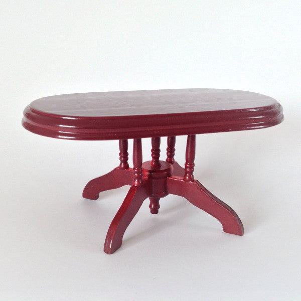 Dining Table With Centre Support