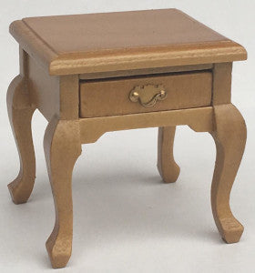 Bedside Table With Drawer Oak