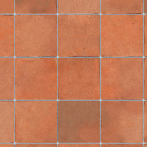 Embossed Terracotta Large Tiles