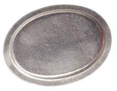 Oval Tin Tray